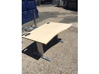 9 x Cheap quality office desks just £30 each REDUCED!!