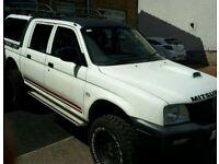 L200 monster truck :)