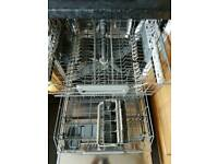 Electrolux dish washer integrated full size