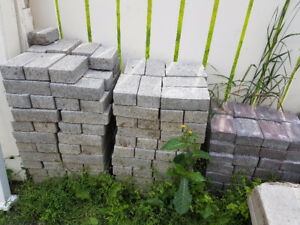 Four Types of Patio Stones and Bricks for Sale