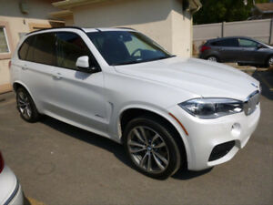 2014 BMW X5 xDrive 50i Fully Loaded/LIKE NEW/Lowest KM!!