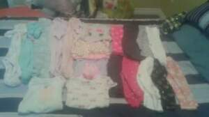 6-12m girl clothes