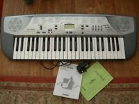 • CASIO CTK-230 PORTABLE KEYBOARD Starter Keyboard • •