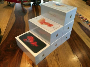 """""""FIDO"""" Store Sales Brand New IPhone 6S-32GB, 01 year AppleCare"""