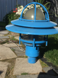 Cabin Cottage Farm yard marine lights - heavy outdoor fixtures