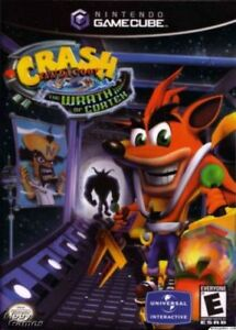 CRASH BANDICOOT - GameCube*