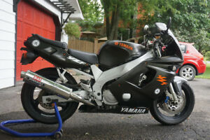 96 Yamaha YZF600R For Sale