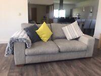 Next Sofa - 2 seater - Sonoma II - Grey