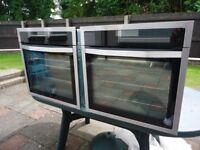 John Lewis electronic ovens