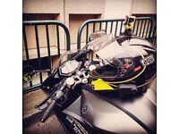 AGV helmet S SIZE (46 Valentino Rossi replica)