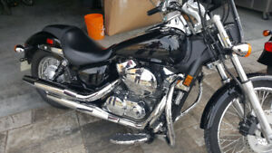 IMACULATE 2007 HONDA SHADOW SPIRIT 6868KM