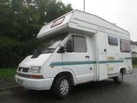 1996 ELDDIS ECLIPSE FOUR BERTH, REAR LOUNGE COMPACT MOTORHOME FOR SALE