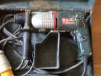110 V electric SDS drill