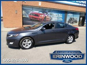 2015 Kia Optima LX GDI /BLUETOOTH / HTD SEATS / ALLOYS / 19K !!!