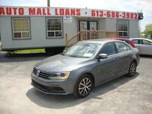 2016 Volkswagen Jetta  Comfortline ** Pay Only $69 Weekly OAC **