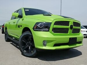2017 Ram 1500 Sport Sublime Green Edition | COMPANY DEMO |