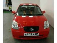 Kia Picanto GS 1.0 2005. 47k miles. 1 elderly owner. Full history. Low tax n insurance. With MOT