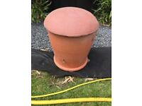 Chimney pot cowl