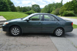 2003 Toyota Camry XLE for sale