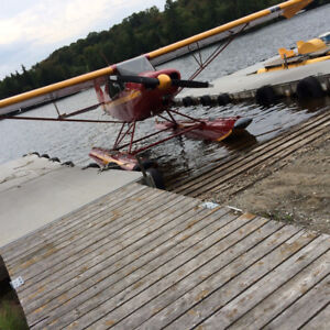 Piper PA-12/ 150HP Rebuilt - Floats and Wheels - Nice!