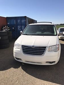 2008 town and country touring stop n go