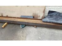STEEL BEAM Weight bearing