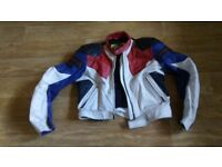 MQP aces of the track BIKE LEATHERS jacket / trousers