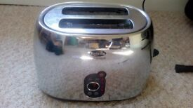 Breville Clasique Silver Toaster for sale £8
