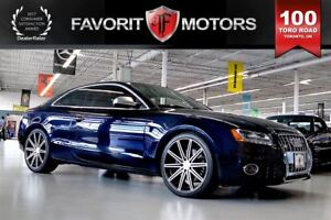 2010 Audi S5 Coupe 4.2L V-8 QUATTRO | NAV | BACK-UP CAMERA