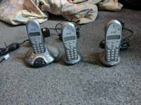 Bt cordless digital home phone with answering machine