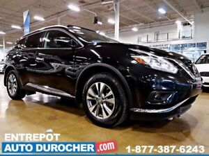 2015 Nissan Murano SL 4X4 CUIR TOIT OUVRANT JANTES