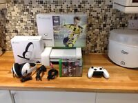 X BOX 1 FIFA 17 HEADSET / ADAPTOR 4 GAMES