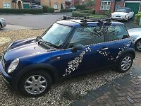 Mini one 1.6 in excellent condition with low mileage