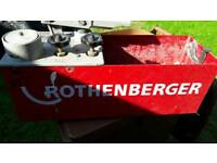 Rothenberger rp50_s spare and repair