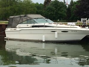 1986 Searay Weekender Think Spring!