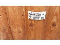 Fence panels in North London London Garden Fences for Sale