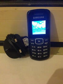 Samsung GT-E1080i Unlocked SIM Full Working Condition