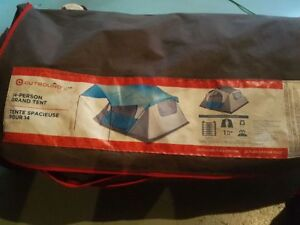 14 PERSON GEAND TENT