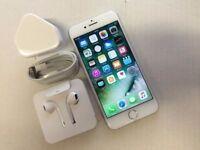 Apple iPhone 7 256GB, Silver, Factory Unlocked, +APPLE WARRANTY, NO OFFERS
