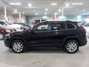 2015 Jeep Cherokee Limited 4X4 $101.11 weekly +hst