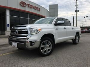 2016 Toyota Tundra 1794 5.7L, LEATHER, NAV, HEATED, COOLED SEATS