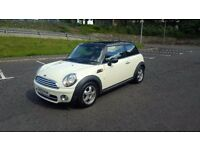 **2009 MINI HATCH COOPER 1.6 D*£20 TAX*F.S.H*FINANCE AVAILABLE*