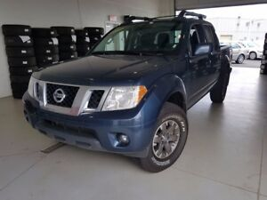 2017 Nissan Frontier PRO-4X**CUIR**TOIT**WOW!!**