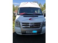 Ford Transit home conversion