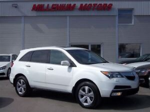 2013 Acura MDX SH-AWD / LEATHER / SUNROOF / 7-PASS / BACK-UP CAM