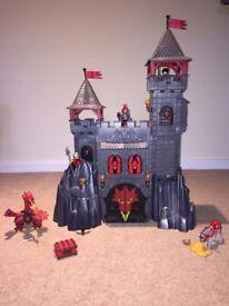 Playmobil Rock Castle 3269