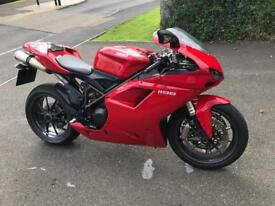 Ducati 1198 low miles px car or bike cash either way
