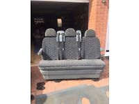 Rear Seats for Ford Tourneo