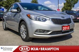 2014 Kia Forte LX|CRUISE CTRL|BLUETOOTH|SAT RDIO|REMOTE START