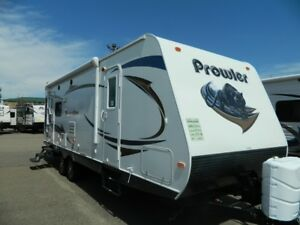 2013 PROWLER 26RLSS TRAVEL TRAILER